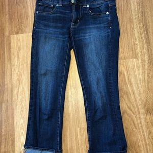 American Eagle Outfitters Jeans - American eagle jean capris